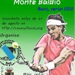 torneo de tenis Monte Baldío