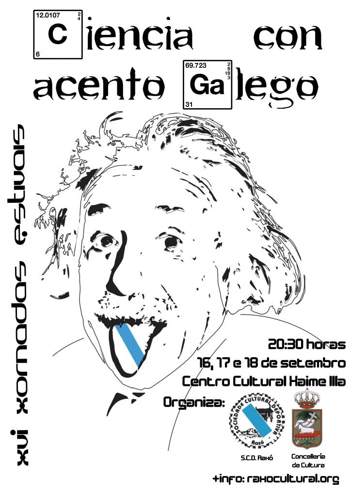 XVI xornadas estivais Ciencia con acento galego